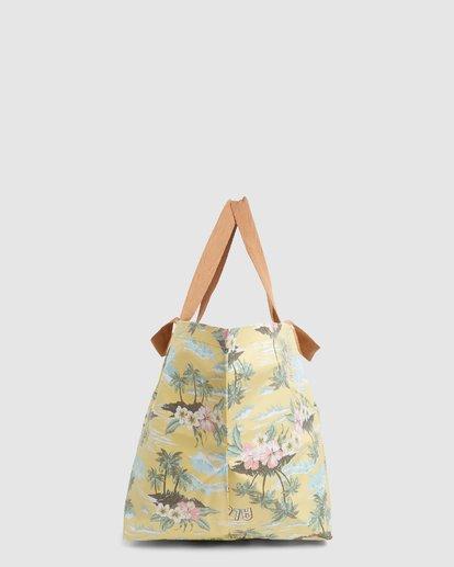 3 Nalu Beach Bag Yellow 6604123 Billabong