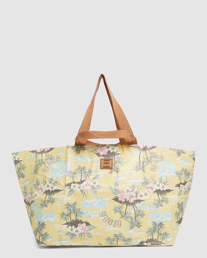 0 Nalu Beach Bag Yellow 6604123 Billabong