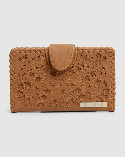 0 Trixie Wallet Beige 6604205 Billabong