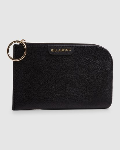 0 Lottie Wallet Black 6604208 Billabong