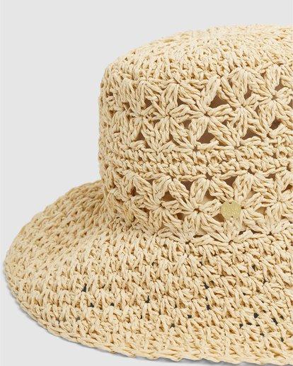3 Horizon Bucket Hat Beige 6604322 Billabong