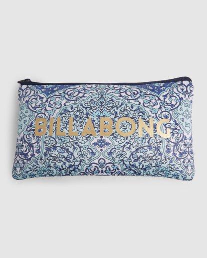 0 Bohemia Pencil Case Blue 6604522 Billabong