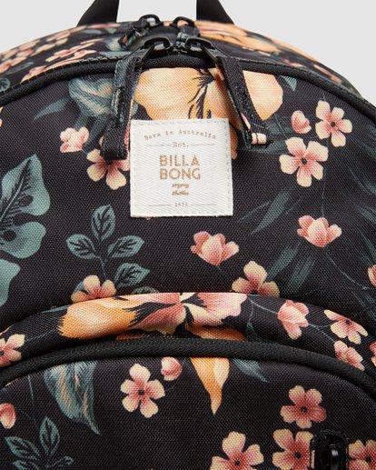 4 Nerissa Shaka Backpack Black 6607001 Billabong