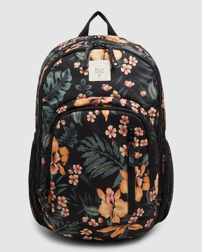 0 Nerissa Shaka Backpack Black 6607001 Billabong