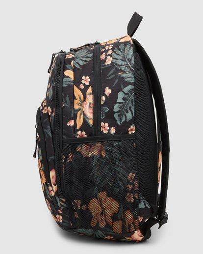 1 Nerissa Shaka Backpack Black 6607001 Billabong