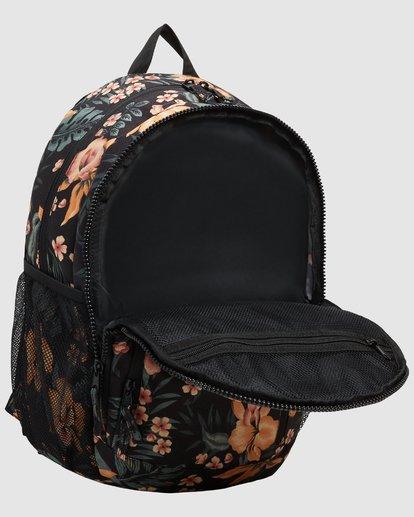 3 Nerissa Shaka Backpack Black 6607001 Billabong