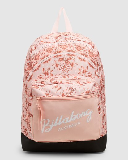 0 Perfect Hula Backpack Orange 6607005 Billabong