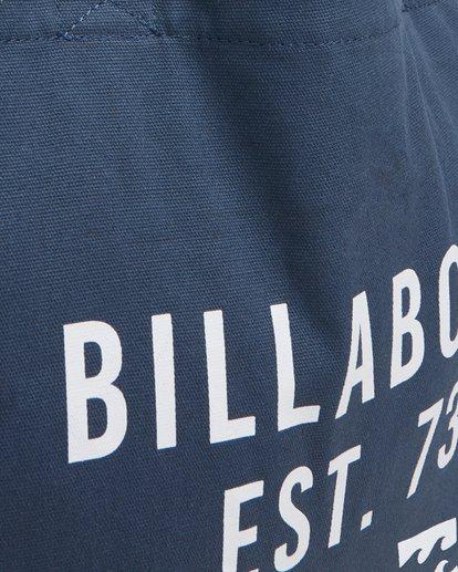 4 Ocean Beach Bag Blue 6607102 Billabong