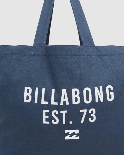 3 Ocean Beach Bag Blue 6607102 Billabong