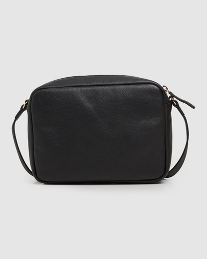 1 Samantha Leather Bag Black 6607111 Billabong
