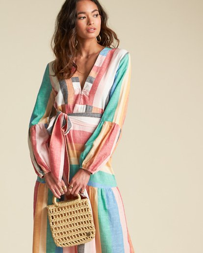 0 So Clutch Bag - Sincerely Jules Collection Beige 6607115M Billabong
