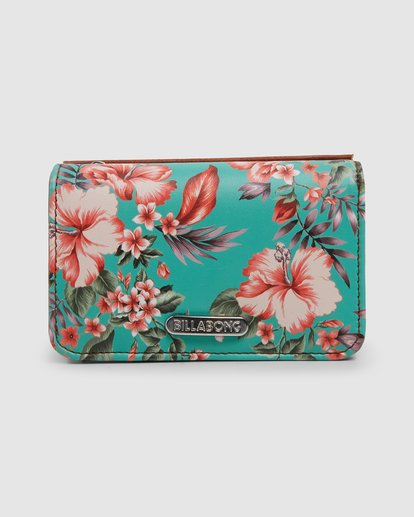 0 Perfect Day Wallet Blue 6607201 Billabong