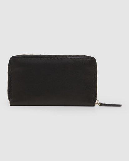1 Big City Leather Wallet Black 6607204 Billabong