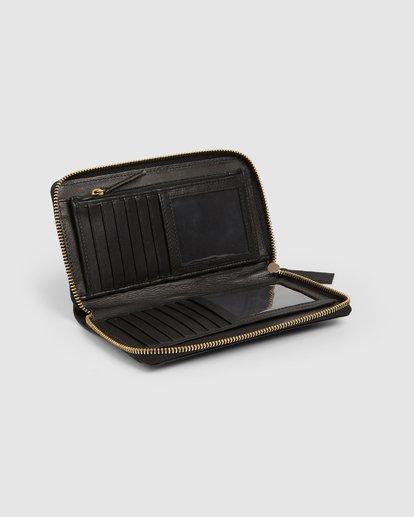 2 Big City Leather Wallet Black 6607204 Billabong