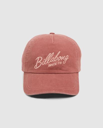1 Go Getter Cap Brown 6607306 Billabong