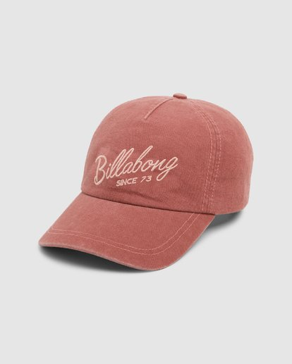 0 Go Getter Cap Brown 6607306 Billabong
