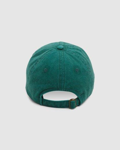 2 Go Getter Cap Green 6607306 Billabong