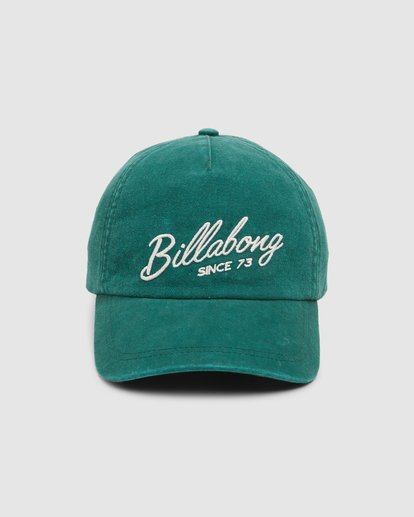 1 Go Getter Cap Green 6607306 Billabong