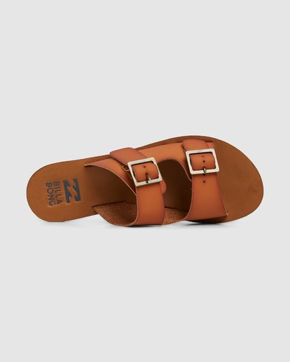 4 Bombora Slides Beige 6607805 Billabong