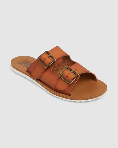 1 Bombora Slides Beige 6607805 Billabong
