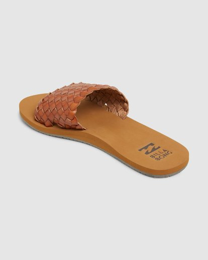 2 One Way Slides Beige 6607806 Billabong