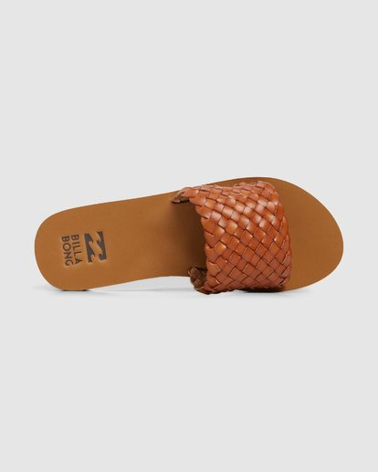 4 One Way Slides Beige 6607806 Billabong