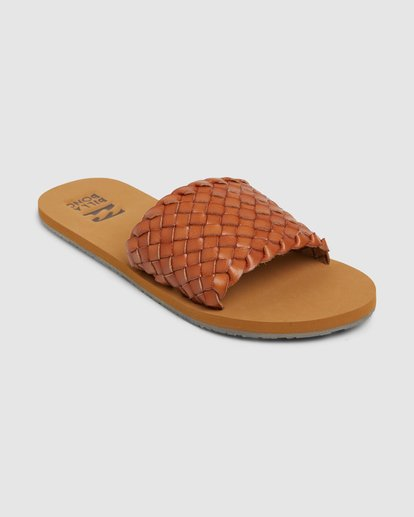 1 One Way Slides Beige 6607806 Billabong