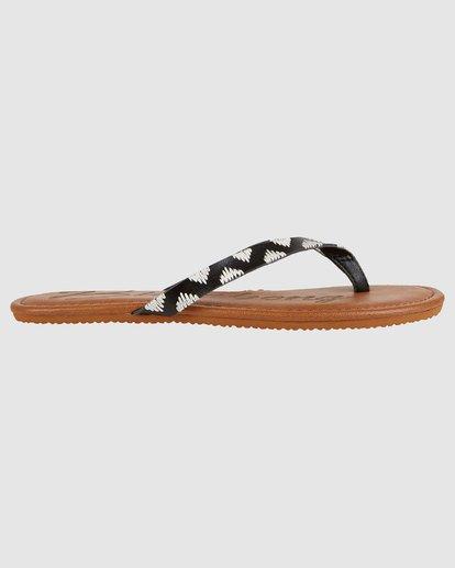 1 Seabank Sandal Black 6607808X Billabong