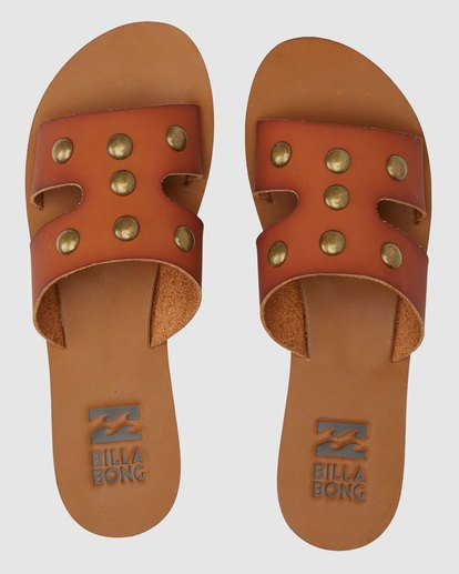 0 Studly Sandal Beige 6607813X Billabong
