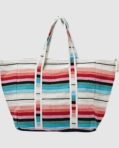 3 Summers Tomorrow Weekender Bag Pink 6608107 Billabong