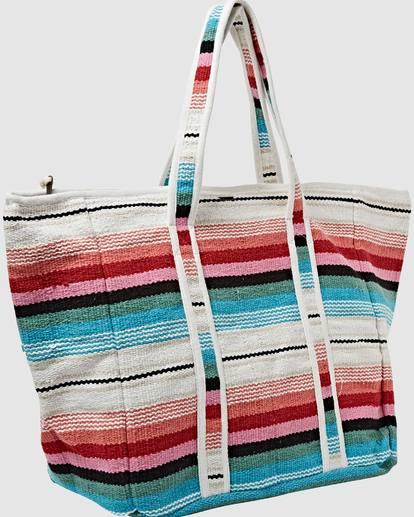 1 Summers Tomorrow Weekender Bag Pink 6608107 Billabong