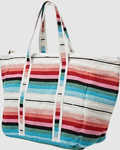 2 Summers Tomorrow Weekender Bag Pink 6608107 Billabong