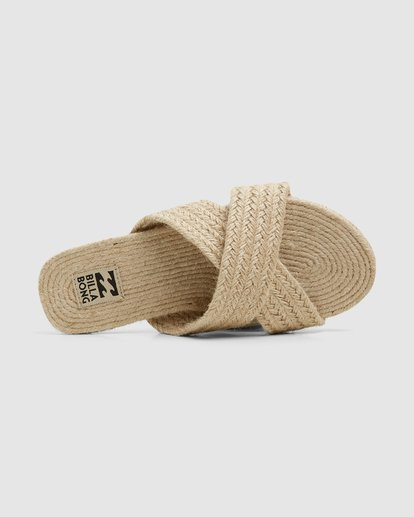 5 Rialta Slide Beige 6608802 Billabong
