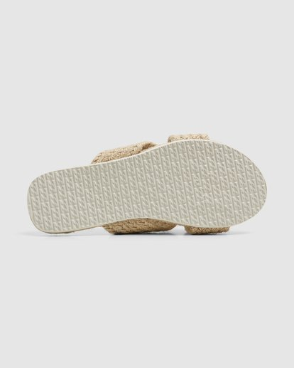 6 Rialta Slide Beige 6608802 Billabong