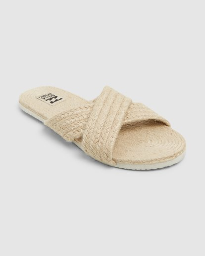 1 Rialta Slide Beige 6608802 Billabong