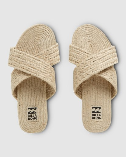 0 Rialta Slide Beige 6608802 Billabong