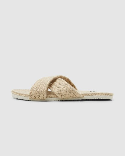 4 Rialta Slide Beige 6608802 Billabong