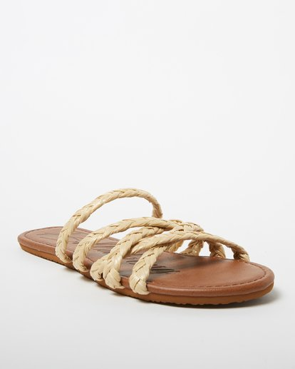 3 Waverly Sandals Beige 6608818 Billabong
