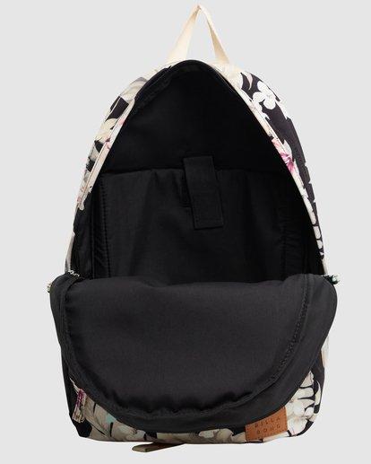 4 Tropicool Backpack Black 6613003 Billabong