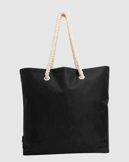 3 Tropicool Beach Bag Black 6613112 Billabong