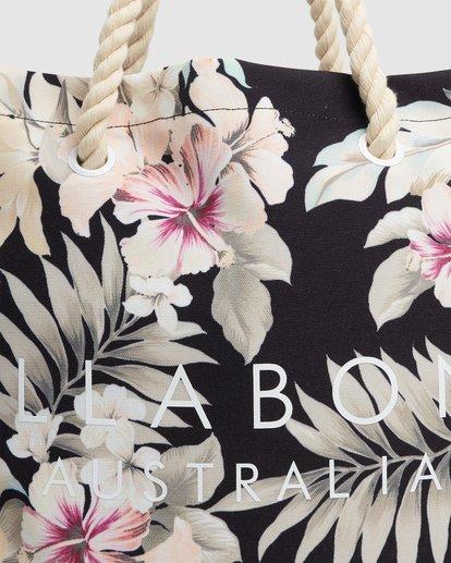 5 Tropicool Beach Bag Black 6613112 Billabong