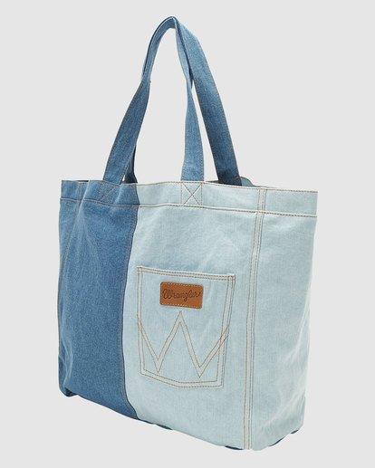 4 Wrangler Homestead Tote Bag Beige 6613118 Billabong