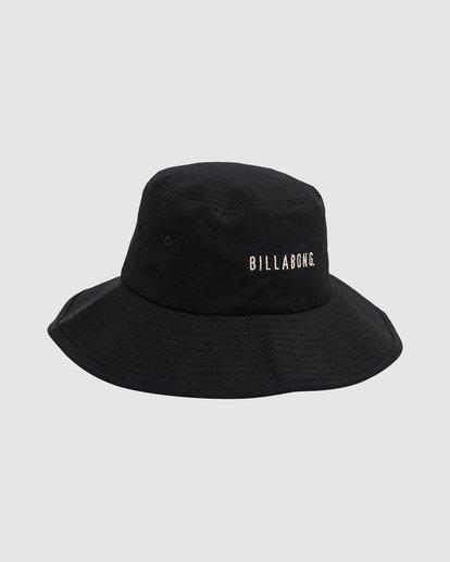 2 Jah Hat Black 6613309 Billabong