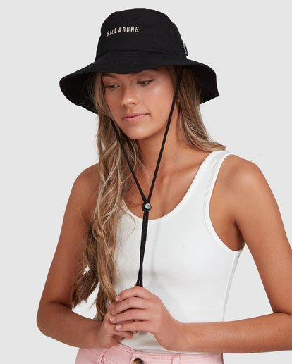 6 Jah Hat Black 6613309 Billabong