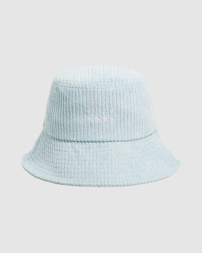 0 Field Trip Hat Blue 6613310 Billabong