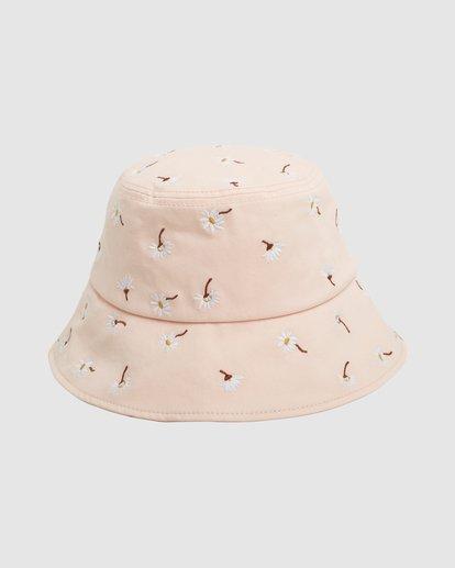 0 Feelin Peachy Hat Pink 6613316 Billabong