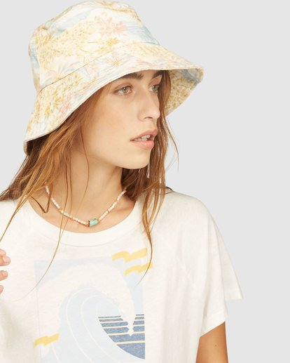 1 Wrangler Sitting Pretty Hat Grey 6613321 Billabong