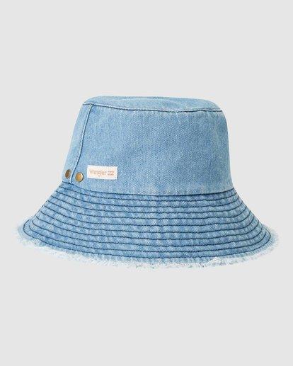 1 Wrangler Hats Off Bucket Hat Beige 6613322 Billabong