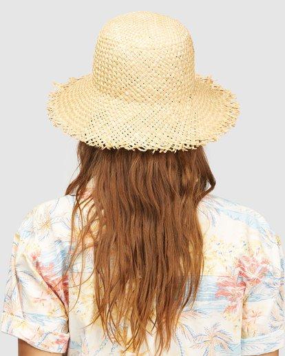 2 Wrangler Pick A Straw Hat Beige 6613323 Billabong