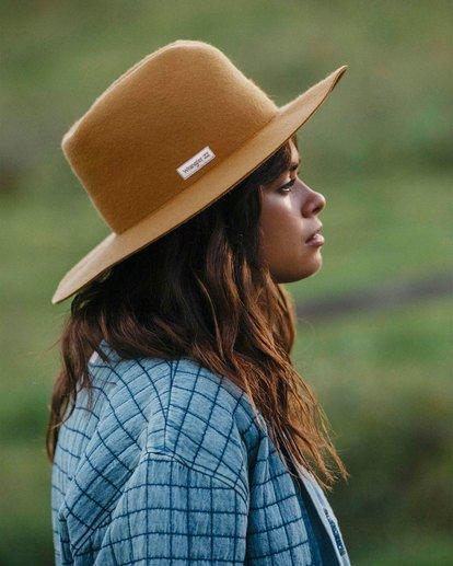 0 Wrangler Rancher Hat Yellow 6613324 Billabong